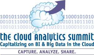 Look Who's Coming to the Second Annual Cloud Analytics Summit on May 2 in NYC