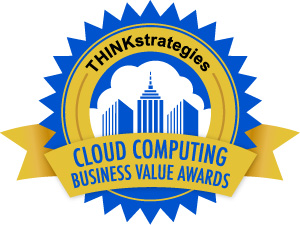INetU Wins THINKstrategies' Cloud Computing Business Value Award